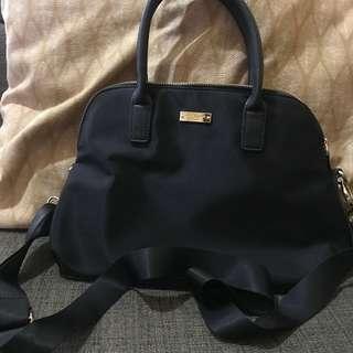 Kate Spade Black Sing Bag
