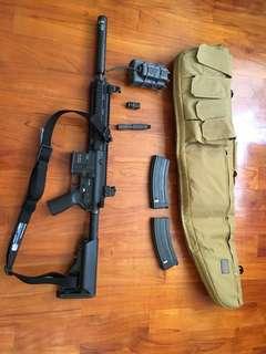 VFC HK416 (2017) 少用 長放防潮箱
