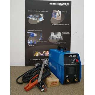 BRAND NEW REAL FORCE ARC 200 WELDING MACHINE