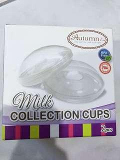 Autumnz milk collection cup