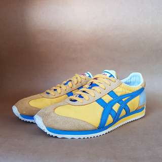 Onitsuka Tiger 78 OG Yellow Blue Rubber Shoes
