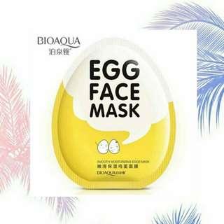 Bioaqua Egg Mask