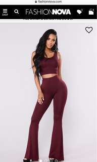BNWT FashionNova Set in XL
