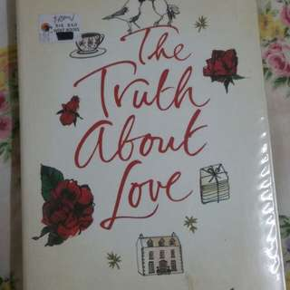 The Truth About Love by Jane Elizabeth Varley