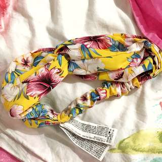 Summer Bohemian knotted Elastic Hairband