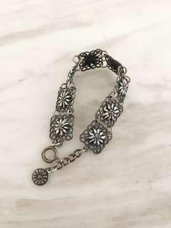 Edelweiss vintage Bracelet