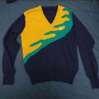 🚚 古著毛衣vintage 細針織毛衣