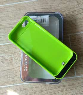 Powerbank case 5/5c/5s/SE