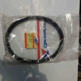 Vespa smallframe belting