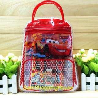 Children's Birthday Party Goodies Bag / present / stationery set