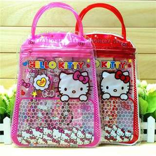 Stationery set / party / birthday / hello kitty / goodie bag