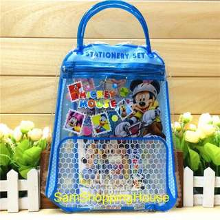 Stationery Set / mickey / party / goodie bag