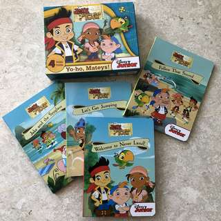 Brand New! Jake and the Neverland Pirates