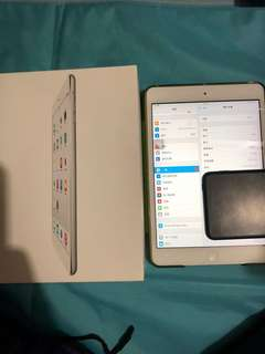 iPad mini 2 WiFi sliver
