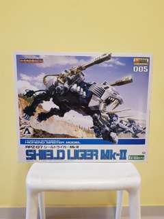 Zoids HMM Shield Liger MkII