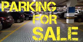 Parking slot for sale