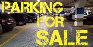 PARKING FOR SALE