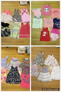 Preloved Baby Girl Clothing