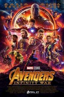 Avengers: Infinity War (2 tickets)