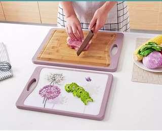 2 side Cutting Board/ Chopping Board