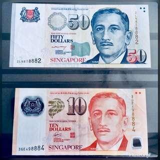888 SGP Notes