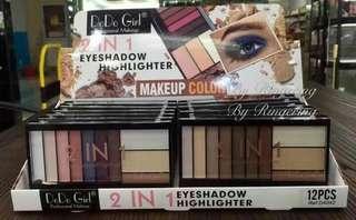 Eyeshadow & Highlighter