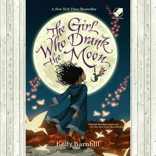 Premium ebook - The girl who drank the moon