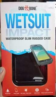 Dog&Bone Wetsuit Impact Waterproof Slim Rugged Case for iPhone 6s/6