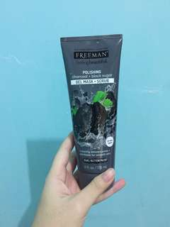 Freeman charcoal black sugar
