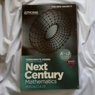 Next Century Mathematics: Pre-Calculus