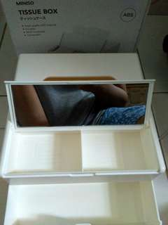 tisue box 3in1