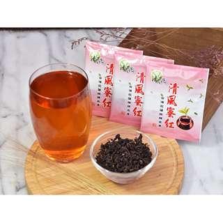🚚 牛蛙共鳴--有機蜜香紅茶(隨沖包)