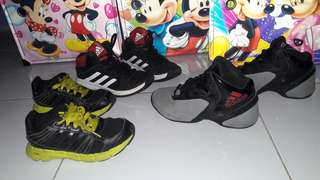 Branded ADIDAS all yours php.600/Asstd.sizes