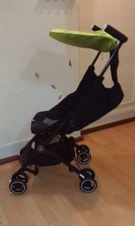 Authentic GB pockit Recline stroller