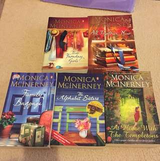 Monica McInerney Books