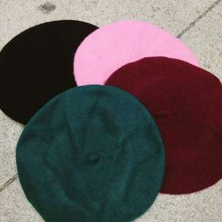 ONHAND Korean Wool Beret