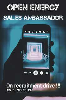 Open Energy / Sales Ambassador