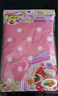 Table cloth(購自日本)