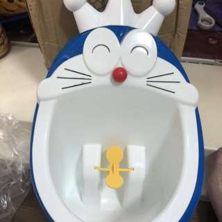 Doraemon kids urinal brand new