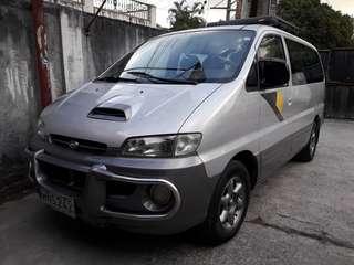 1999 Hyundai Starex Svx MT (turbo diesel)