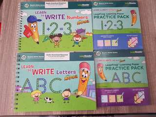 Leap Frog Read & Write Series (no pen included)