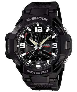 Casio G-Shock Watch GA-1000FC-1A ( Gravity DEFIER)