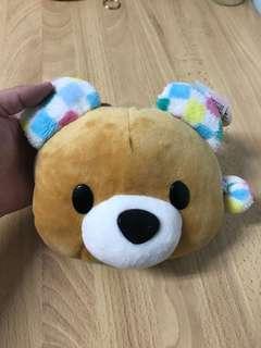 熊熊娃娃零錢包