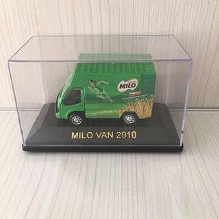 Milo Van 2010