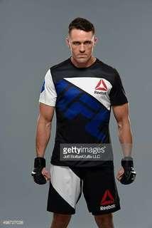 "UFC Reebok Jersey Custom X ""Kyle Noke"""
