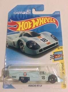 Hot wheels Gulf cars