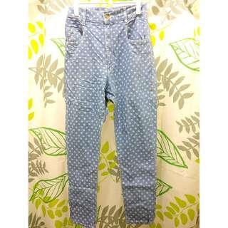 100%real mercibeaucoup 豆號 長褲 日本製 Size 0
