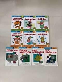 Kumon Enrichment Books - Grade 1 to Age 8