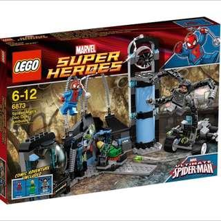 Lego Spider-Man's™ Doc Ock™ Ambush 6873