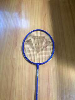 Badminton racket carlton
